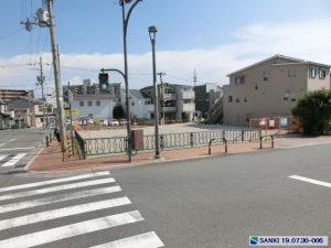 吹田市東御旅町にある賃料(月額):70万円の貸土地です。駅近物件です。
