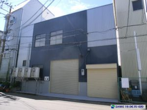三基建設のおすすめ物件である西淀川区大野1丁目の準工業地域にある売工場です。