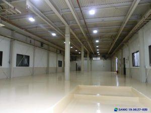 三基建設のおすすめ物件である西淀川区大野1丁目の準工業地域にある売工場の内装です。